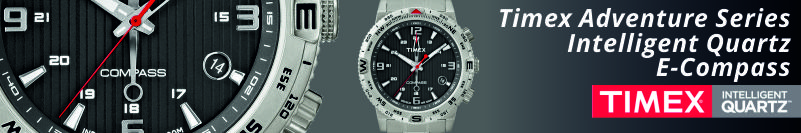 Timex Adventure Series Intelligent Quartz E-Compass