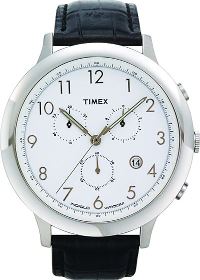 Timex Classic pánské bílé. T2F571 (Timex 20dff22b62