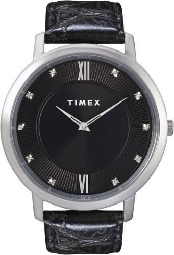 Timex Módní dámské analogové hodinky s kameny ed2a537bf1